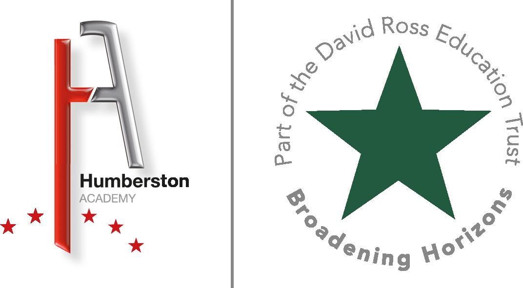 Lead school: Humberston Academy Logo