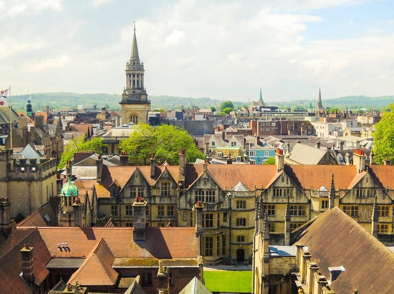 Visit Oxford Link Thumbnail