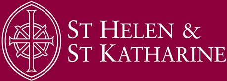 Lead School: St Helen & St Katharine Logo